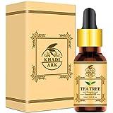 Khadi Ark Tea Tree Essential Oil (100% Pure) - 15 ML