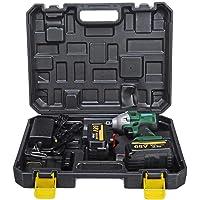 Niulyled Clé à Chocs électrique, kit de clés à Chocs sans Fil, kit de clés sans Fil Max Lithium-ION de 68 Pouces sans Balai
