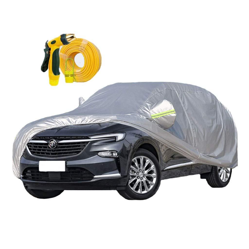 Smaw Bache Voiture Anti Grele Pour La Plupart Des Voitures SUV-XL Etanche Scratch Proof RéSistant à La Neige Duster Exterieur
