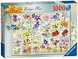 Unbekannt Ravensburger Vintage Flora Puzzle (1000-piece)