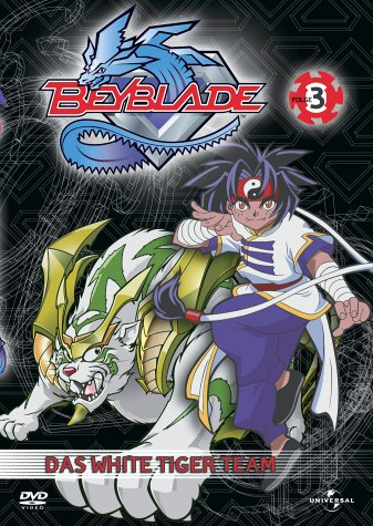 Beyblade 3 - Das White Tiger Team