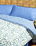 #8: Bianca 100% Cotton Super Soft Reversible Single Dohar/ Summer Quilt