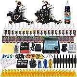 Wsj Tattoo Maschine Spule Maschine Maschine Zwei Komplette Set von Zahnrädern, Kraftmaschinen Für Stuck