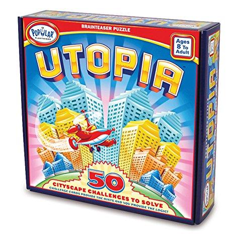 Unbekannt Beliebtes Spiel auseinanderzuhalten Utopia Gehirnakrobatik Puzzle Preisvergleich