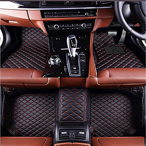 Automobiles & Motorcycles Dependable Custom Fit Car Floor Mats For Honda Accord 7th 8th 9th Generation 3d All Weather Car-styling Carpet Rugs Floor Liners 2003- Floor Mats