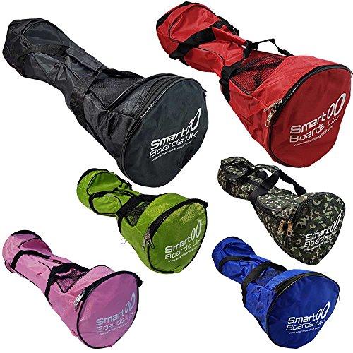 Bolso de mano impermeable de Hoverboard - para 6,5 pulgadas Swegway, ioHawk, Driftboard Segway Carry Bag (ROJO)
