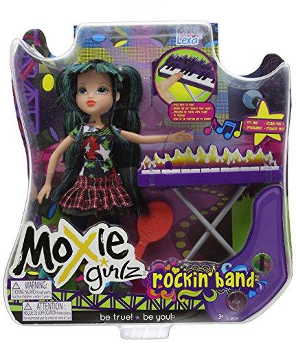 Moxie Girlz Rockin Puppe Lexa (Moxie Girlz Puppen)