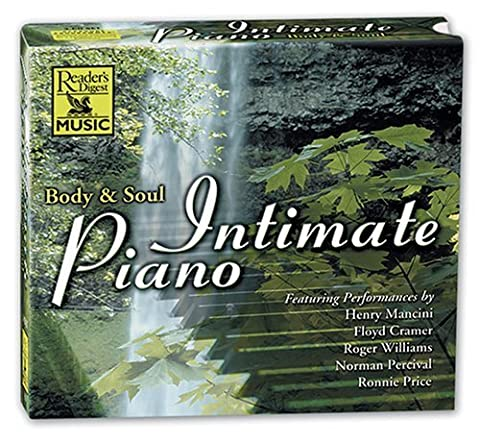 Intimate Piano: Body & Soul by Various Artists (1999-09-14)