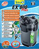 Tetra Aquarium External Filter EX800 for Optimum Water Quality Inside the Fish Tank