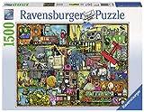 Ravensburger Erwachsenenpuzzle 16361 Das Krachmacher Regal