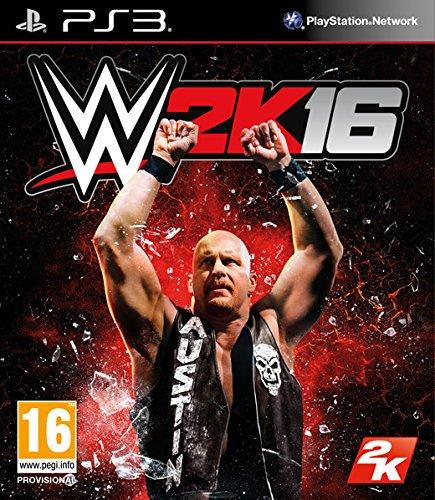JUEGO PS3 - WWE 2K16