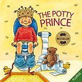 The Potty Prince by Sandra Grimm (2014-09-01)