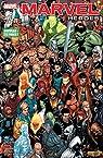 Marvel Heroes nº1 par Tamaki