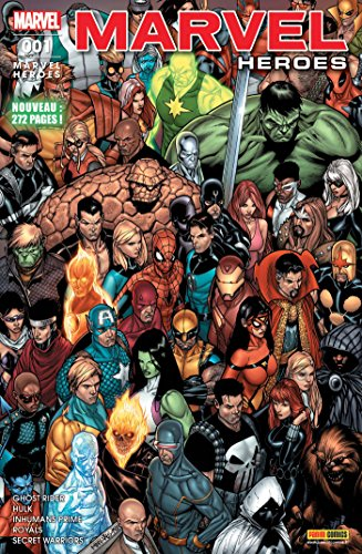 Marvel Heroes : Nº1 par Collectif