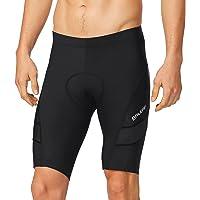 BALEAF Men's Cycling Shorts 3D Padded UPF 50+ Quick-dry Bicycle Pants Tights Bike Shorts