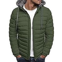 new bapa sitaram Men's Solid Puffer Jacket
