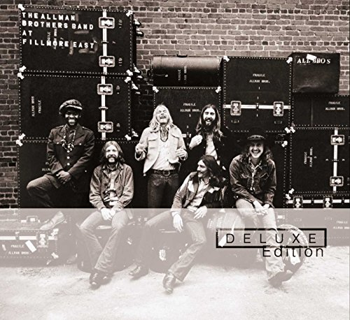 the Allman Brothers Band: At Fillmore East-Deluxe Edition (Jewel Case) (Audio CD)