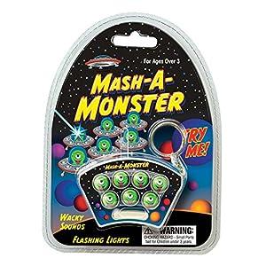 Mash A Monster – Juego de reflejos, 1 jugador (Funtime Gifts) [importado de Inglaterra]