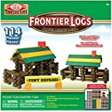 Ideal Frontier Holzscheite Classic alle Holz 114-piece Konstruktion Set