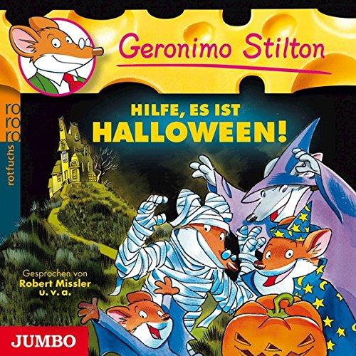 Geronimo Stilton - Hilfe, es ist Halloween! (Folge 9)
