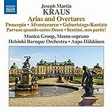 Kraus : Arias et Ouvertures  [Import allemand]