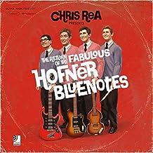 Chris Rea presents The Return Of The Fabulous Hofner Bluenotes (earBOOK + 2x 10''Vinyl + 3CD's)