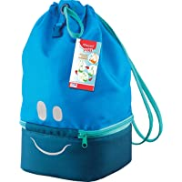 Maped 872303 Tasche, Lunch-Rucksack, Sport-Beutel Concept Kids-9 l-blau