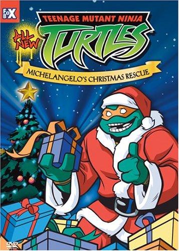 Teenage Mutant Ninja Turtles - Michelangelo's Christmas ()