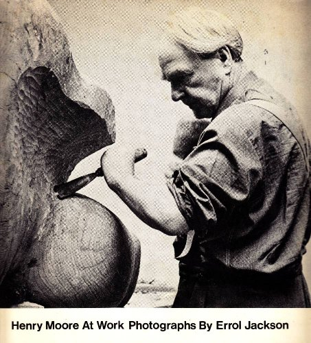 Henry Moore at Work