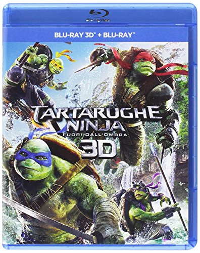Tartarughe Ninja 2: Fuori dall'Ombra (Blu-Ray 3D