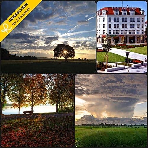 Luce Luce Luce del viaggio – 4 giorni kurzurlaub in Fürstenwalde in hotel Kaiser Corte     – Buono kurzreise kurzurlaub viaggio regalo | bello  | Re della quantità  337a58
