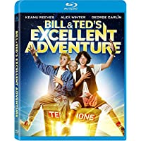 Bill & Ted's Excellent Adventure [1989] - George Carlin, Keanu Reeves, Alex Winter
