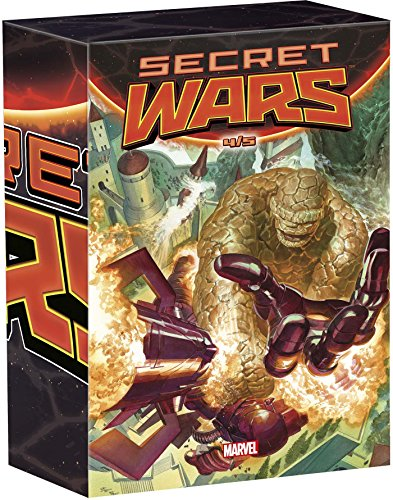 Secret Wars : Coffret 4