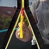 Ultrasport Trampolin Jumper, 251 cm - 7