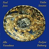 Paul Juon, Violin Sonatas