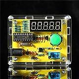 Sorliva 1hz-50mhz Quarz-Oszillator Frequenz Zähler Tester DIY Kit
