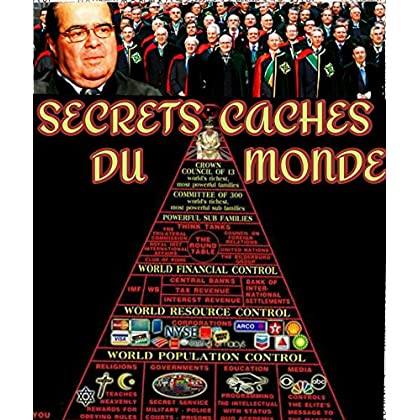 SECRETS CACHÉS DU MONDE