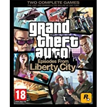 Grand Theft Auto IV: Episodes from Liberty City  [Code jeu]