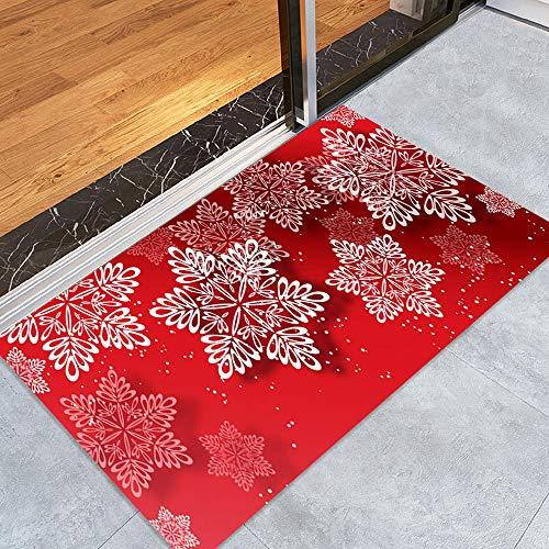 AMhomely - Felpudo Navidad decoración Interiores