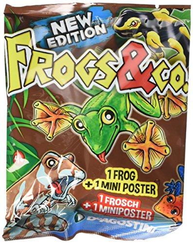 De Aquostini Sammeltüte Frosch Und Co. (Frosch-gummi-spielzeug)