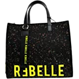 REBELLE Borse Made in Italy Black