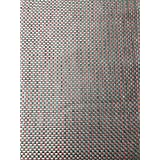 Alfombra Cocina Pvc Comart a (vinilo PVC Plástico Industrial antimanchas) cm 50 x 330 Grigio /rosso