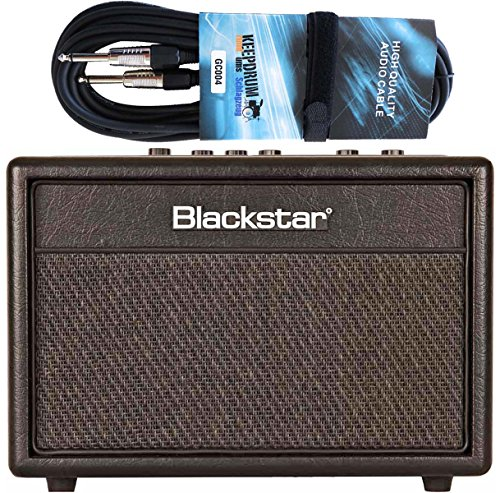 Blackstar ID Core BEAM Bluetooth Gitarren und Bass-Verstärker Combo + KEEPDRUM Gitarrenkabel GC004 (X-beam Combo)