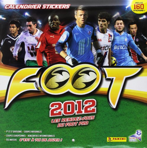 Calendrier Foot 2012