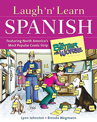 Laugh 'n' Learn Spanish: Featuring the No1 Comic Strip