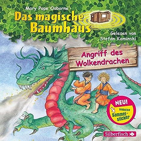 Angriff des Wolkendrachen: 1 CD (Das magische Baumhaus, Band 35)