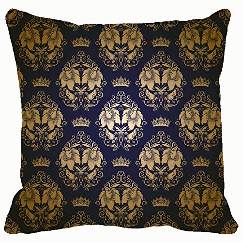 22dbfb4e3 Integrity merchant Home Fashion Pillowcase Damask Seamless Floral Pattern  Royal Abstract Pattern Abstract Backgrounds Textures Pattern