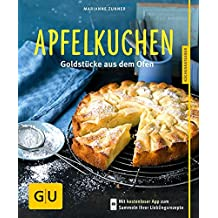 Apfelkuchen: Goldstücke aus dem Ofen