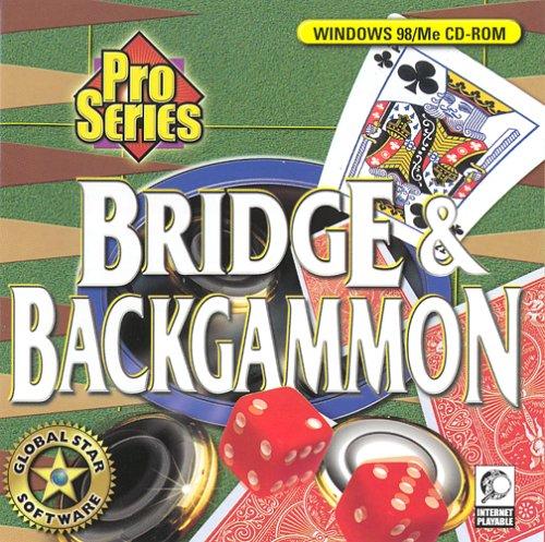 Bridge & Backgammon (Jewel Case) PC (Bridge-pc-spiel)