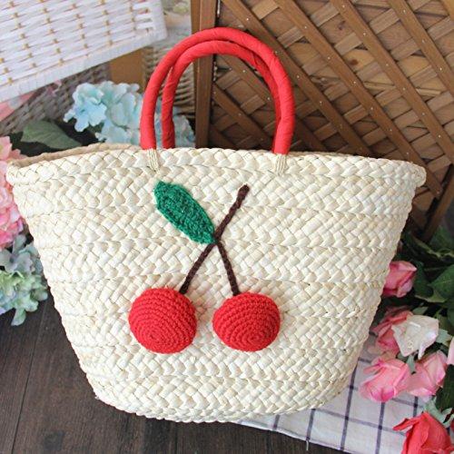 GUMO-Spiaggia sacchetti, sacchi di paglia, tessuti sacchi, sacchetti di svago, borse a tracolla, borse,package package